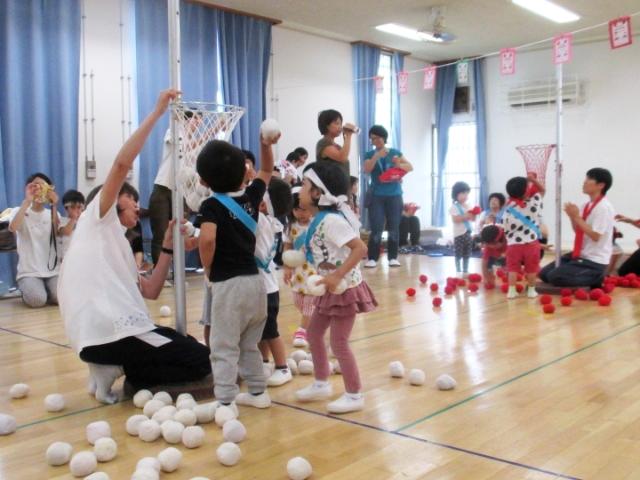地域親子への子育て支援活動 写真